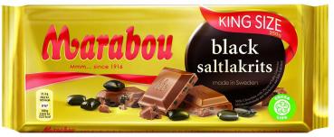 Marabou Salzlakritz 220g Tfl